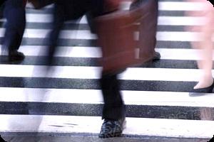Правила переходу пішохідного переходу