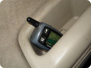 Забыл ключи в машине