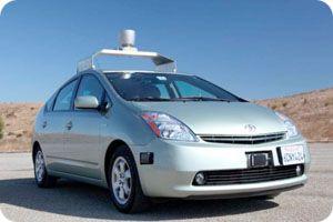 Система автоматического управления автомобилем