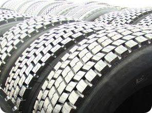 Восстановленные грузовые шины