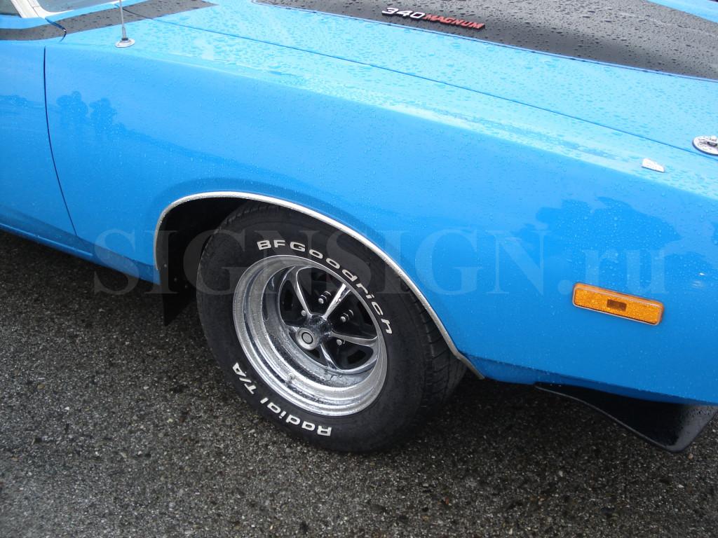 Dodge Charger 340 Magnum