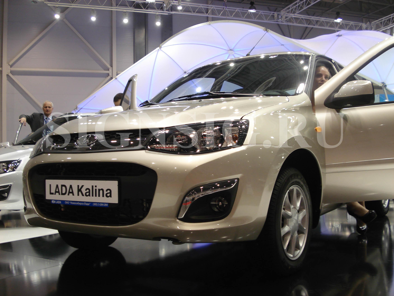 Lada Kalina второе поколение