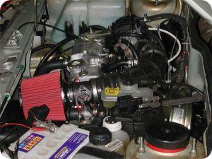 Увеличение мощности двигателя ваз 2114