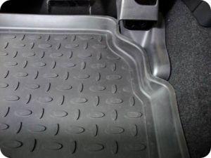 Коврики автомобильные резиновые