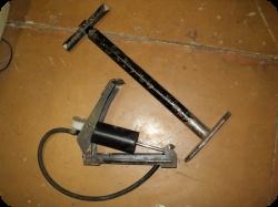 Автомобильный компрессор фото