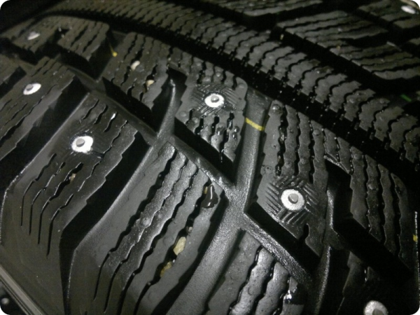 Зимние шины нешипованные фото