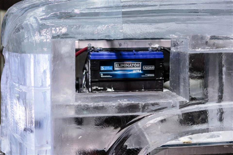 Ледяной пикап