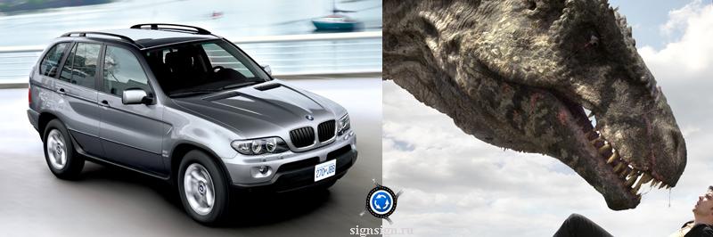 BMW E53 X5 фото