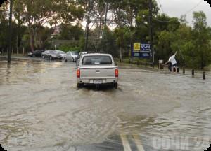 Американским дорогам угрожают наводнения