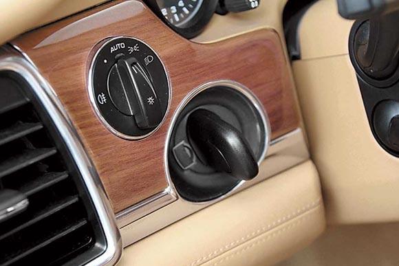 Porsche ключ зажигания фото
