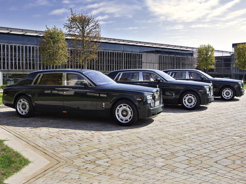 Rolls-Royce фото