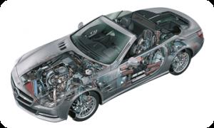 Mercedes-Benz ремонт и обслуживание