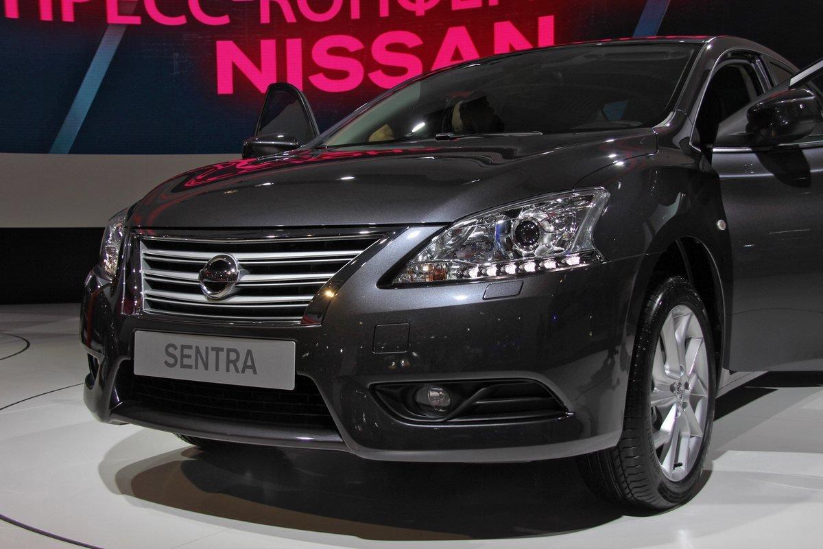 Nissan Sentra 2015 фото