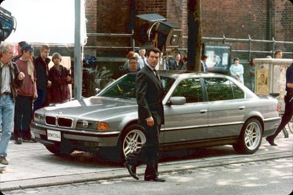 BMW 750iL фото