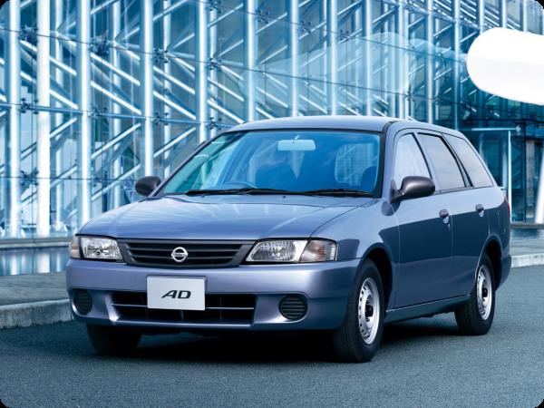 Nissan AD VAN фото