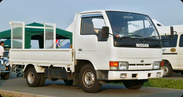 Nissan Atlas фото