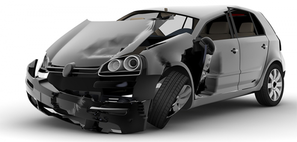 Выкуп битого автомобиля дорого