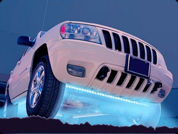 Подключение светодиодной ленты RGB фото