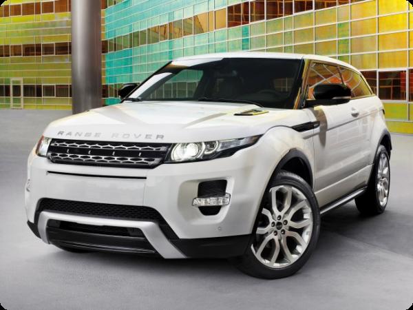 Кроссовер Land Rover Range Rover Evoque фото