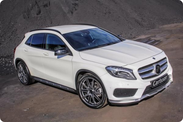 Mercedes-Benz GLA фото