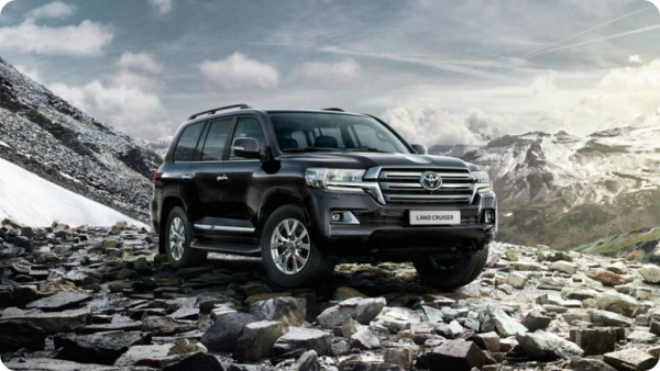 Toyota Land Cruiser 200 фото